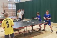 Drużynowe Mistrzostwa Powiatu w Tenisie Stołowym - Igrzyska Dzieci