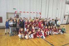 Mistrzostwa Miasta i Gminy Września w Halowej Piłce Nożnej (I-IV)